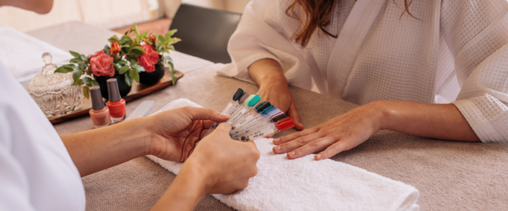 Find the Best Nail Salon in Plano at Willow Bend Market